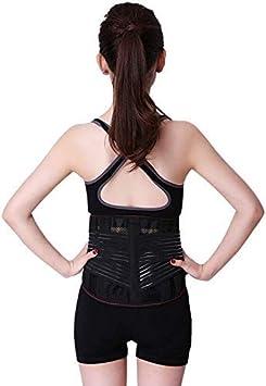 NOSSON Entrenador De Cintura para Mujeres, Cinturón De Entrenador De Cintura Mujeres Cincher Trimmer Adelgazante Body Shaper Sport Faja Pérdida De Peso
