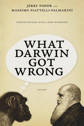 Was Darwin Wrong