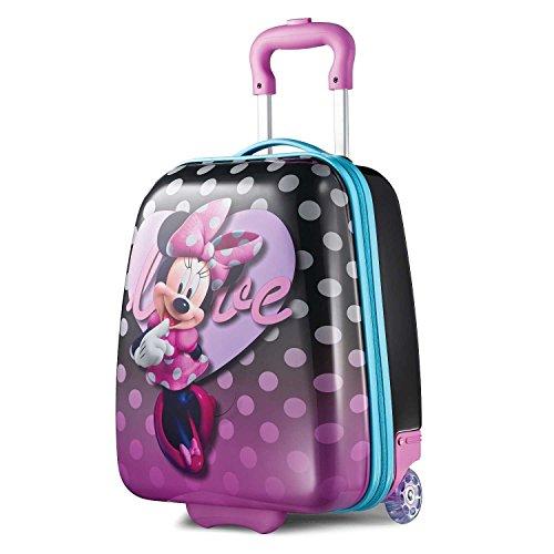 Hardside Upright Hardside Luggage (American Tourister Kids' Hardside 18