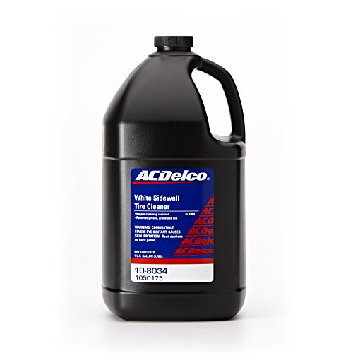 ACDelco 10 8034 Tire Whitewall Cleaner