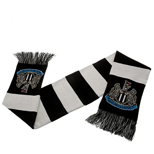 Newcastle United Fc Authentic Epl Bar Scarf
