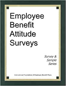 employee benefit surveys