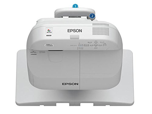 Epson BrightLink Pro 1430Wi LCD Projector - HDTV - 16:10 by Epson