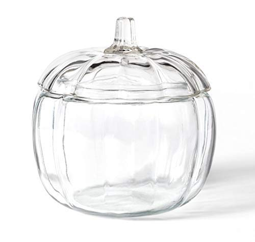 Anchor Glass Pumpkin Candy -