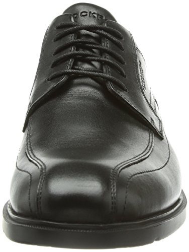 Ville Bike Wp Homme De Cs Noir Rockport Toe Chaussures BYqfx5w