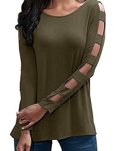 Allegrace Square Sleeve Fashion Casual