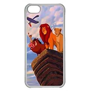 iphone 5c case,provides maximum scratch resistance from objects in purse or pocket for iphone 5c PC cover,the lion king