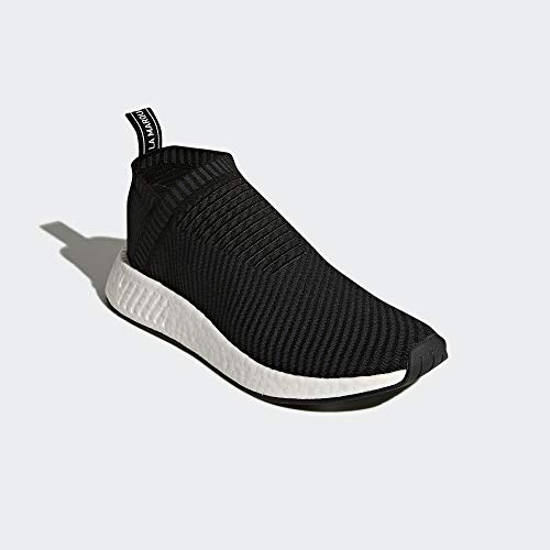 Pictures of adidas NMD_CS2 Primeknit Shoes EFW05 Core Black / Carbon / Red 5