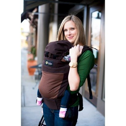 Boba - Mochila portabebés Baby Carrier 3G Chesnut (de 3,5 a 20 kg), color marrón: Amazon.es: Bebé