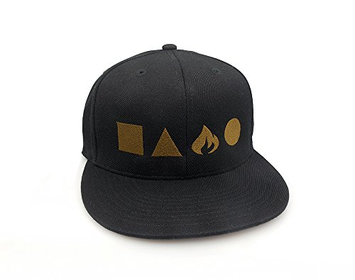 Men's Baseball Hat - Four Elements - Men's Fitted & Snapback Options Available