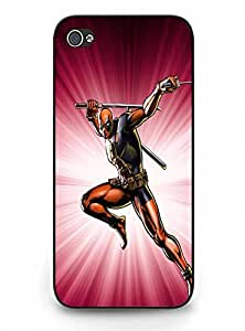 Uncommon Deadpool Durable Hard Back Case for iPhone 5 5s