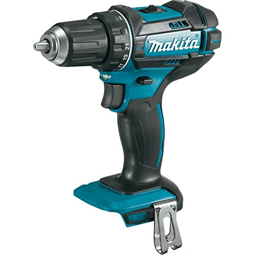 - Makita XFD10Z 18V LXT Lithium-Ion Cordless Driver-Drill, Tool Only, 1/2