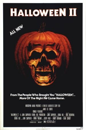 The Gore Store Halloween II (1981) Movie Poster -