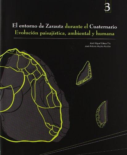 Descargar Libro Entorno De Zarautz Durante El Cuaternario - Evolucion Paisajistica J.m. Edeso Fito