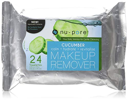 Nu-Pore Makeup Remover With Cucumber, Bulk Case of 24 ()