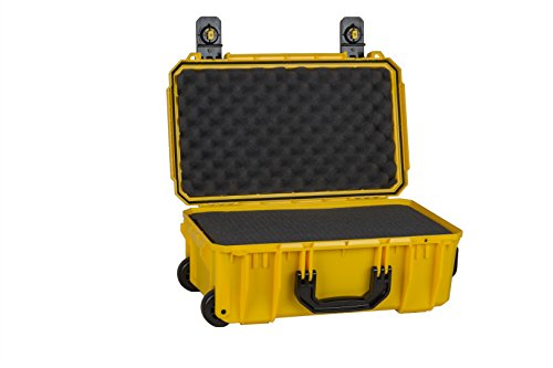 662bb5b051c3 Seahorse Protective Equipment Cases SE830 Carry On Case with Foam