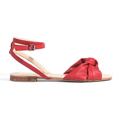 Parfois - Sandalias Knot - Mujeres Rojo