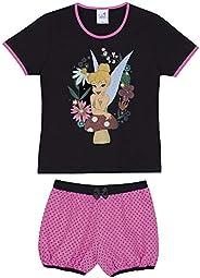 Conjunto de pijama Curto - TINKER BELL Lupo Meninas