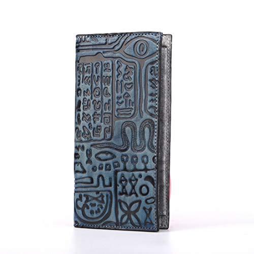 Blocage Cartes Blue Avec À Fenêtre Funytine D'identité Hommes color Blue cartes Pour Porte Poche Rfid O8qwvWSn