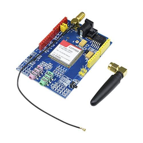 HiLetgo SIM900 Quad-Band 850/900/1800/1900MHz GPRS/GSM Shield Development Board Arduino