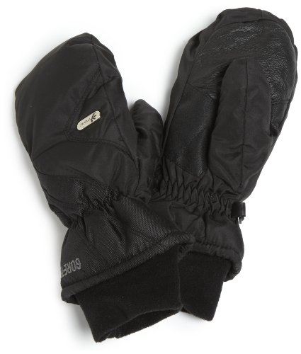 Gordini Women's Challenge XIII Mitt (Black, Large)