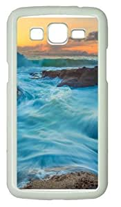 Bibo raging Custom Samsung Grand 7106/2 Case Cover Polycarbonate White by Maris's Diary