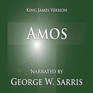 The Holy Bible - KJV: Amos Audiobook