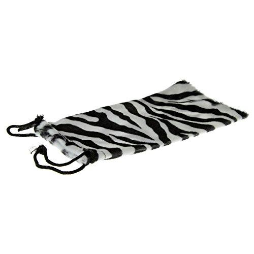 Zebra Print Drawstring - 4