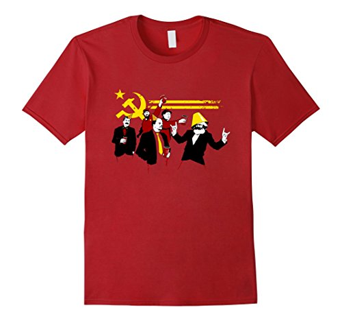 4d0e6b4baf Mens No Party Like A Communist Party - Funny Communist T-Shirt Medium  Cranberry - Buy Online in Oman. | Apparel Products in Oman - See Prices, ...