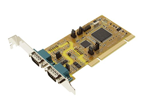 SERIALGEAR Dual Port Serial RS-422/485 PCI Card by SERIALGEAR