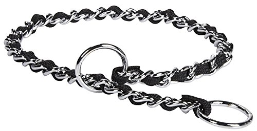 Petmate Comfort Chain - Black - 3 mm x 22""