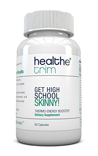 Healthe Garniture Thermo Energy Booster - Supporte le contrôle de l'appétit sain - garantie de satisfaction à 100% (60 capsules).