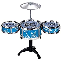 WP WP MINIChildren Baskets Kids Drum Jazz Drums for Children Music Toy Set Percussion instrumento Musical Infantil Male Baby Early