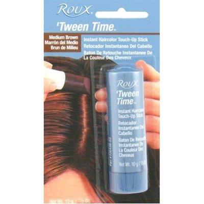 Roux Tween-Time Crayon Medium Brown (2 Pack)