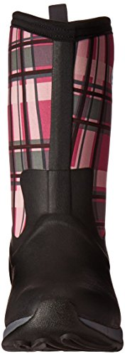 Conditions Black Plaid Weekend Extreme Arctic Muck Women's Boot Pink Sport Boot qx6RAPXw