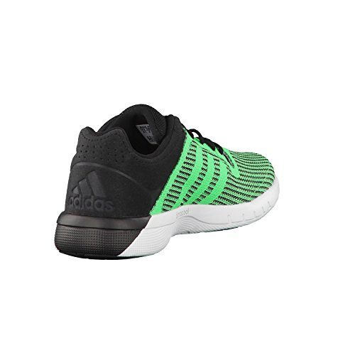 adidas Kinder Laufschuhe cc fresh 2 k flash green s15/flash green s15/core black 32
