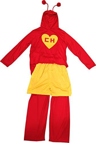 Chapulin Colorado Costume Boys -