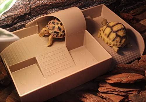 Plataforma de secado de tortuga NF-11, plataforma de tortuga, escalera, refugio para acuario y pecera: Amazon.es: Productos para mascotas