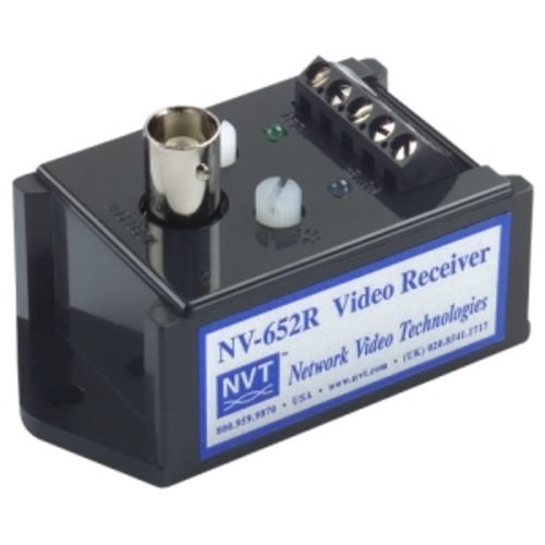NETWORK VIDEO NVT NV-652R Active Video Receiver