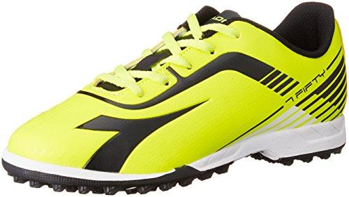 Diadora - Zapatillas de Material Sintético para niño C0001 GIALLO