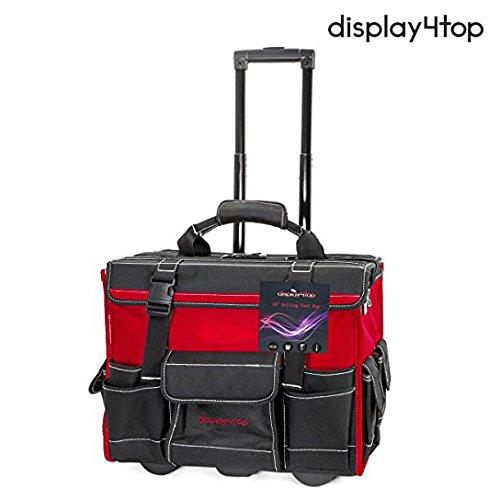 Display4top 18'' Rolling Tool Bag with Handle by Display4top (Image #6)