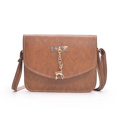 Women Girls Handbag Shoulder Bag Casual Tote Ladies Messenger Bag by VESNIBA