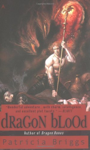 By Patricia Briggs Dragon Blood (The Hurog Duology, Book 2) (Reissue)