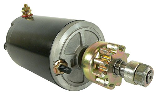 DB Electrical SAB0109 New Starter For Omc Johnson Evinrude Marine 20 25 28 30 35 40 Hp Outboard Many Models, 385401 392133 380238,378674 379091 379818 380139 380239 MDO4102 MGD4102 MOT2005 2-2073-UT