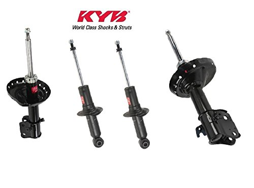 (KYB KIT 4 FRONT & REAR shocks / struts 2004 - 08 TOYOTA Prius)