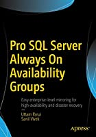 Pro SQL Server Always On Availability Groups Front Cover