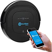 ROLLIBOT GENIUS BL800 – Robotic Vacuum Cleaner. Vacuum's, Sweeps, and Wet Mops Hard Surfaces and Carpet.