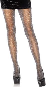 Leg Avenue Women's Lurex Metallic Shimmer Ti