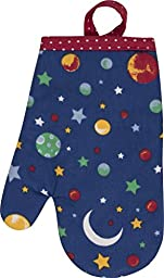 Handstand Kitchen Child\'s \'Stars and Planets\' Oven Mitt