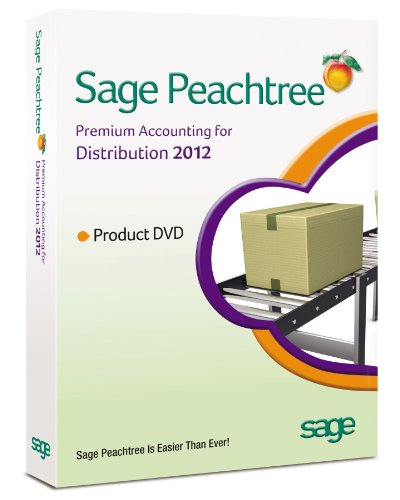 Sage Peachtree Accounting for Distribution 2012 [Old Version]